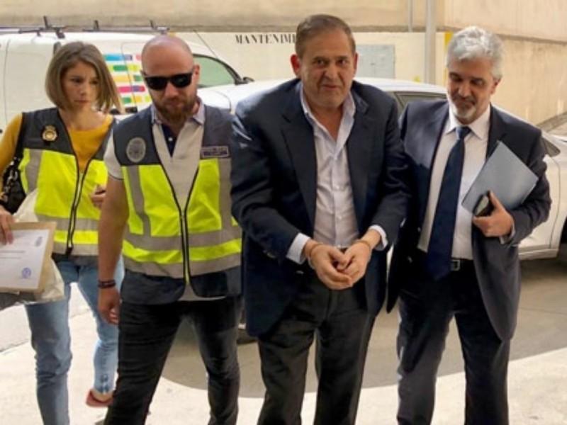Extraditan a México a Alonso Ancira