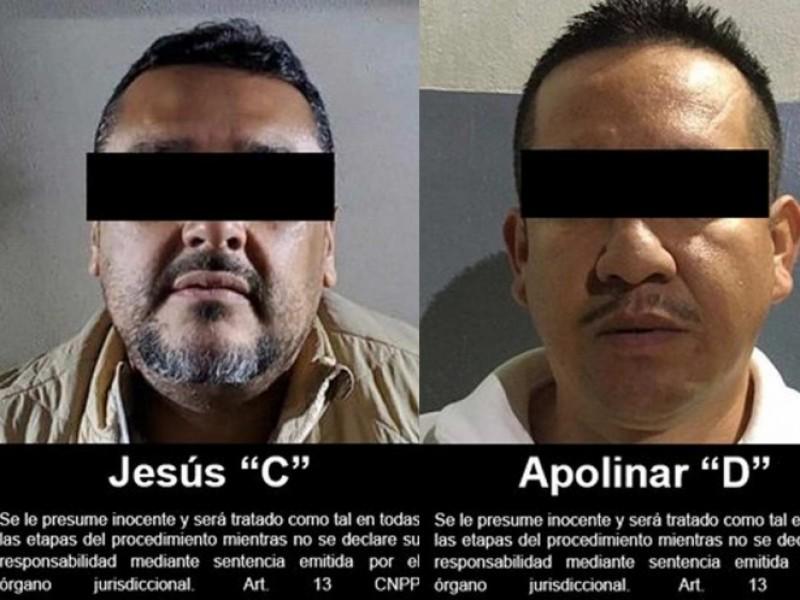 Extraditan a capos del narcotrafico a EU