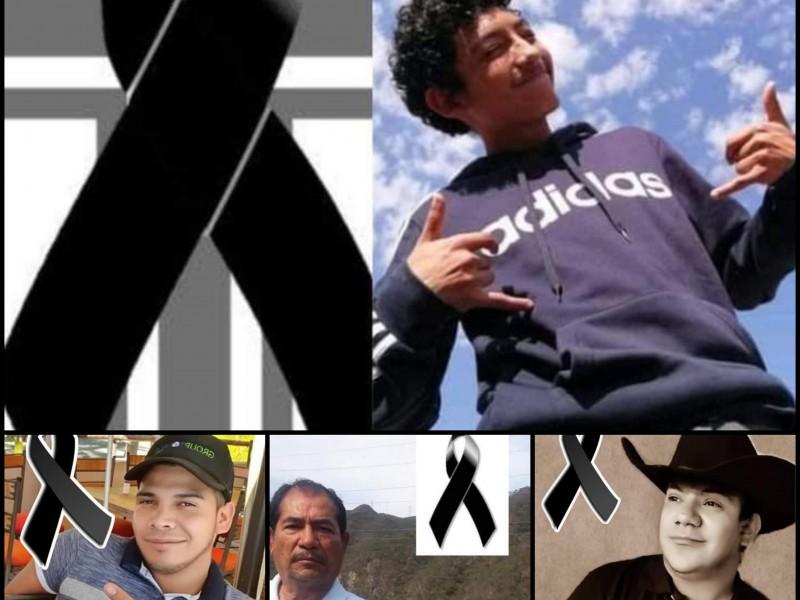 Surgen nombres de víctimas de explosión en autopista Guadalajara-Tepic