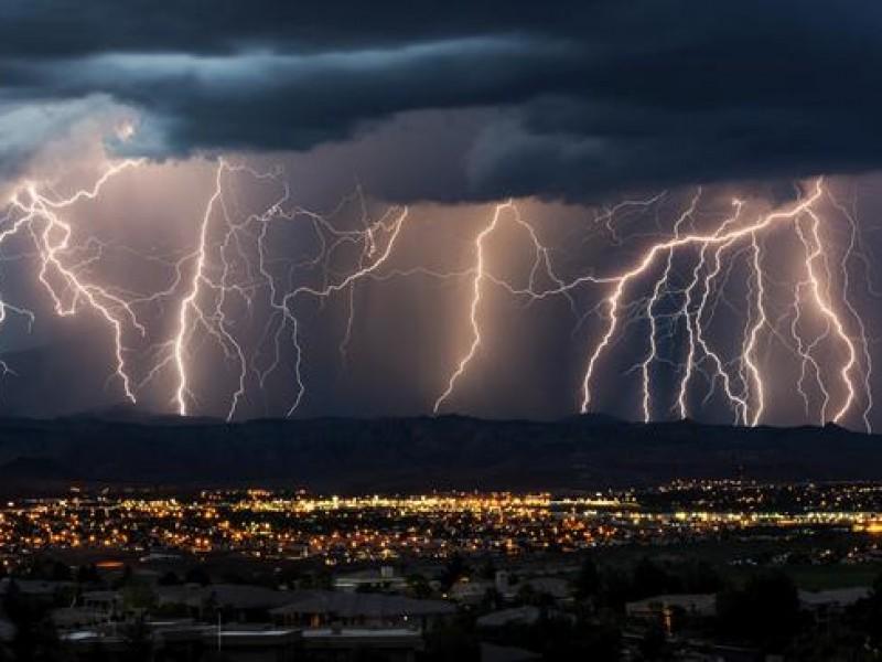 Extreme precauciones durante tormentas eléctricas