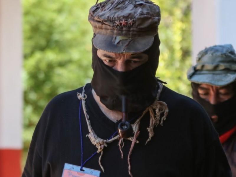 EZLN critica proceso de vacunación en Chiapas