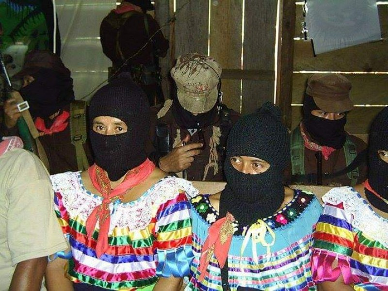 EZLN invita a festejar sus 25 años.