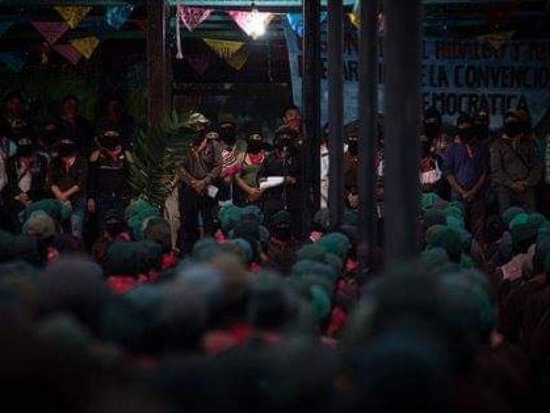 EZLN rechaza Tren Maya