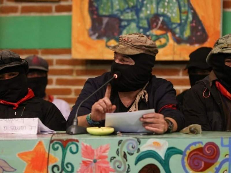 EZLN se opone al tren maya