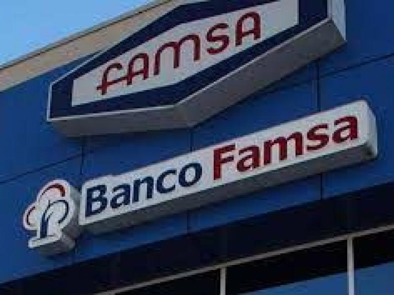 Facilitan a usuarios de Banco Famsa recuperación de ahorros