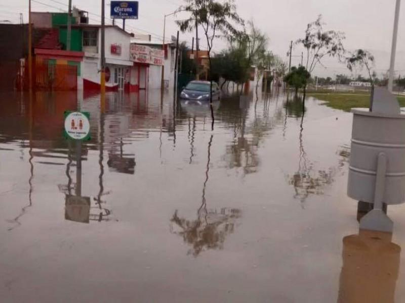 Fallan cárcamos pluviales por electricidad; sin plan B reconoce Ayuntamiento
