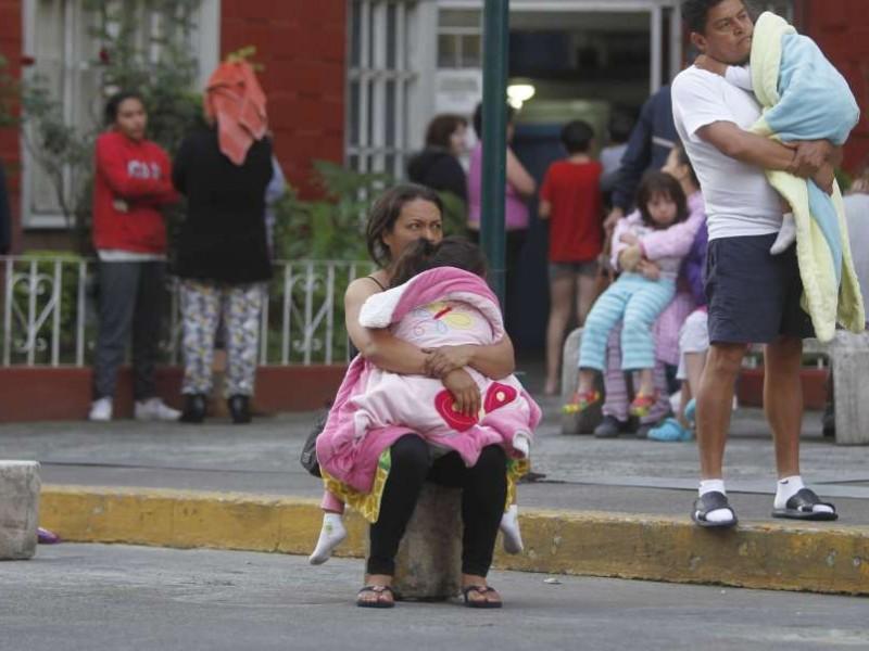 Fallas geológicas originan sismos con epicentros en ValleDeMéxico