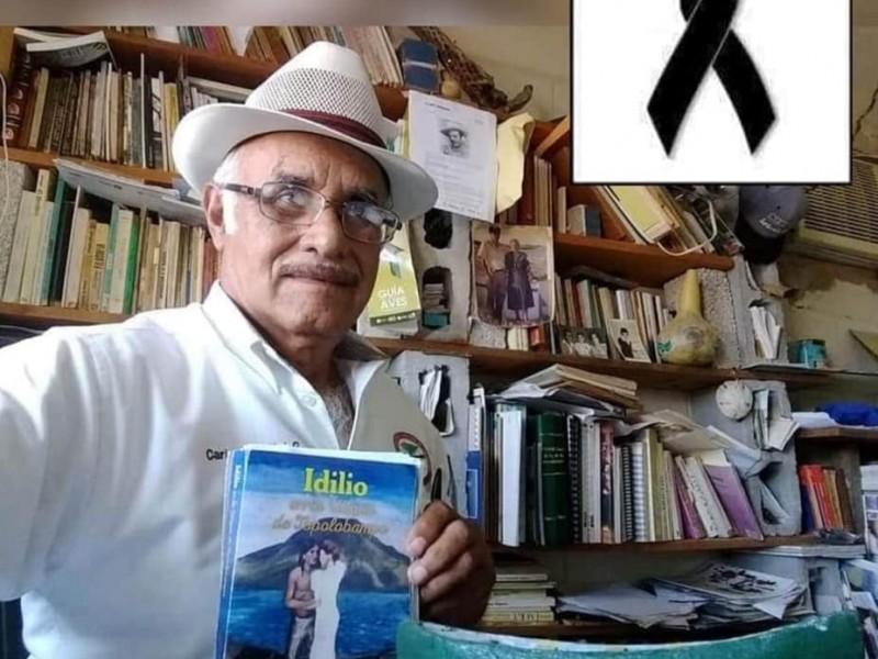 Fallece Carlos Ramón Cital, cronista de Topolobampo