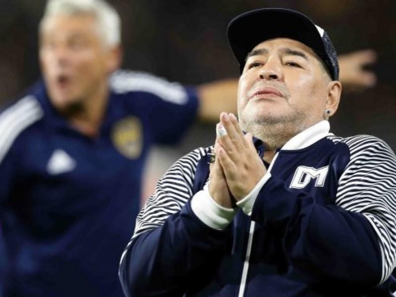 Fallece Diego Armando Maradona de un paro caridiorrespiratorio