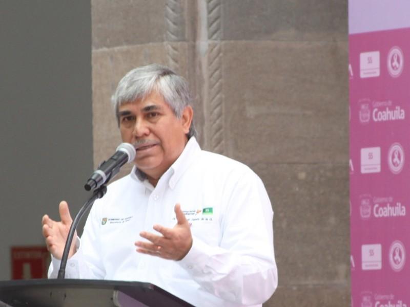 Fallece ex secretario de salud de Coahuila por Covid-19