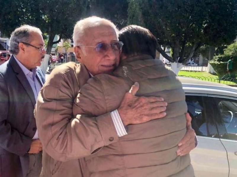 Fallece exgobernador de Michoacán, Ausencio Chávez
