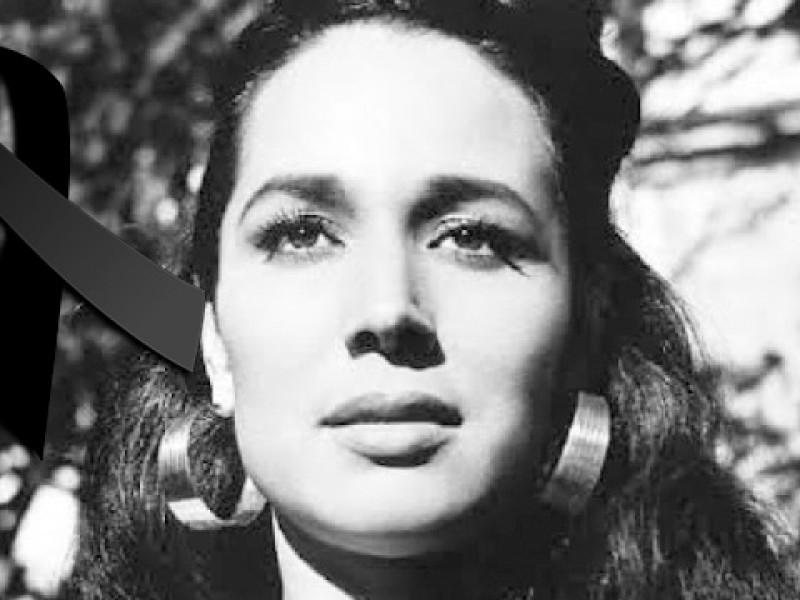Fallece Flor Silvestre a los 90 años