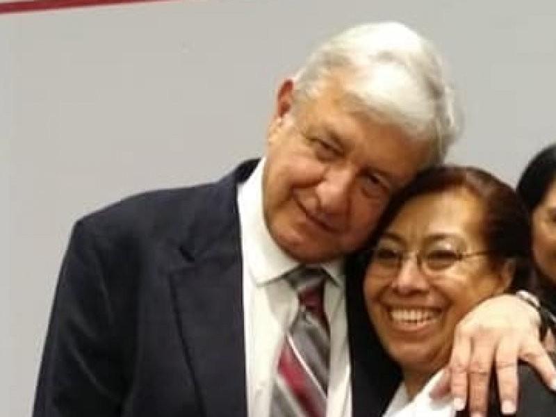 Fallece fundadora del partido político: Morena