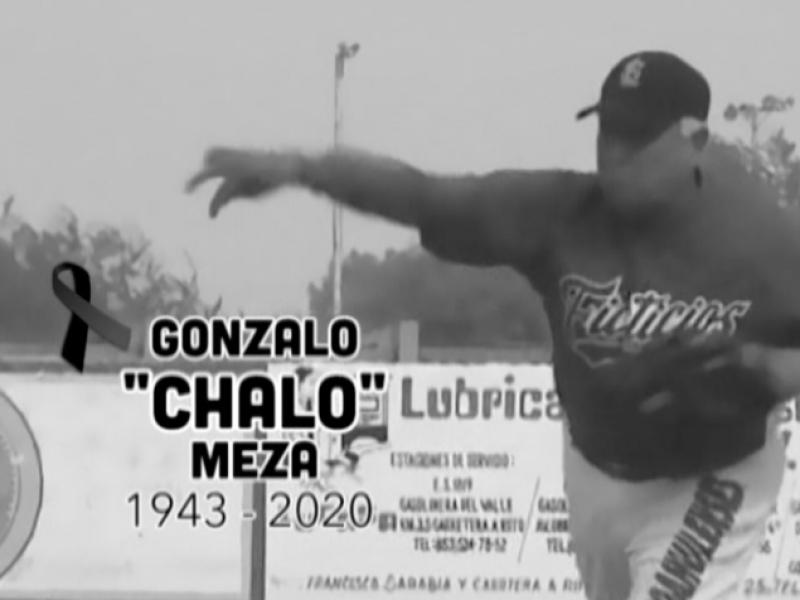 """Fallece Gonzalo """"Chalo"""" Meza, icono del deporte sanluisino"""