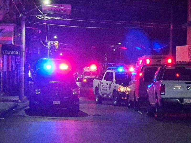 Fallece hombre tras agresión en Guadalupe, hay otro herido