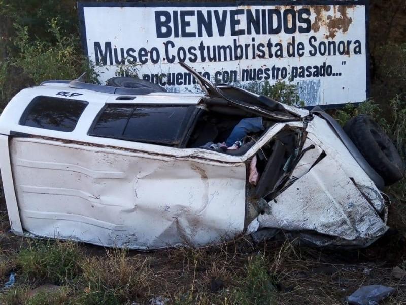 Fallece joven alamense en trágico accidente vehicular