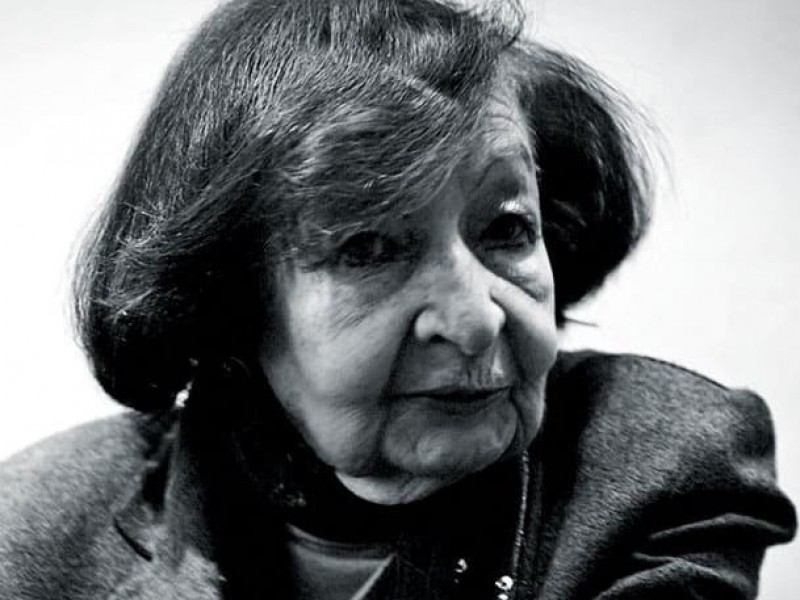 Fallece la escritora zacatecana Amparo Dávila