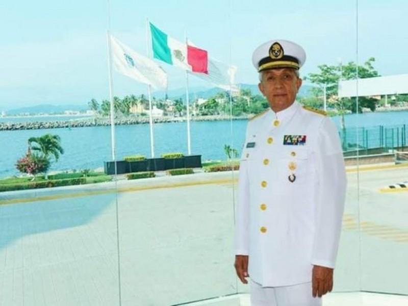 Fallece mando de Secretaria de Marina