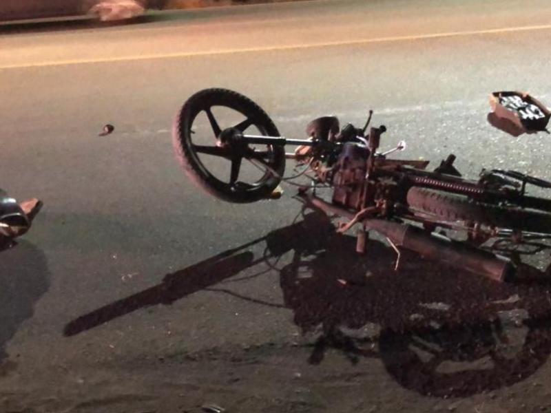Fallece motociclista tras accidente en Etchojoa