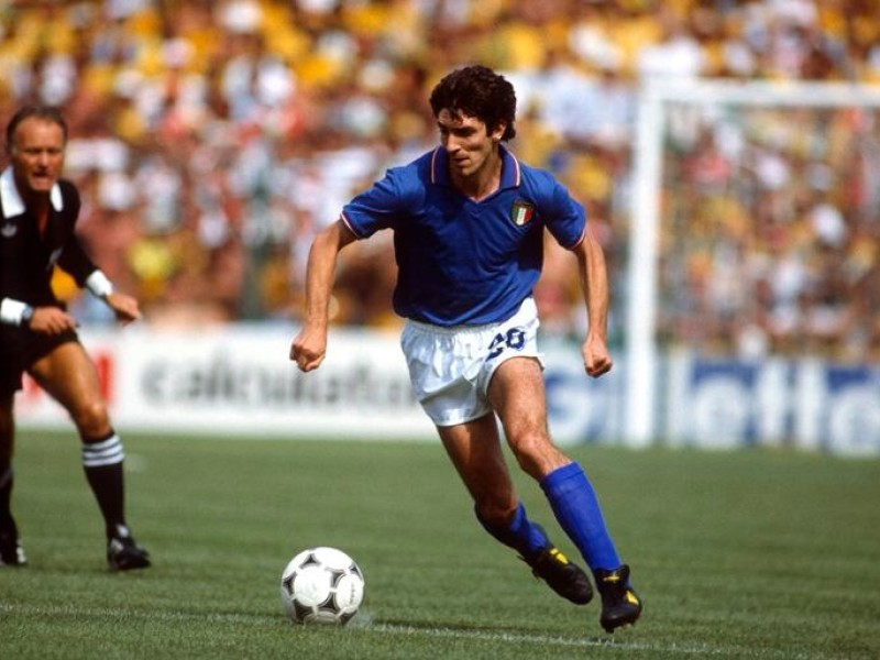 Fallece Paolo Rossi leyenda del fútbol italiano