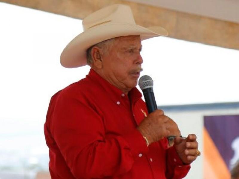 Fallece por COVID Baltazar Gaona presidente municipal de Tarímbaro