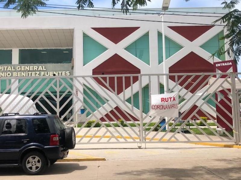 Fallece primer embarazada por Covid-19 en Hospital de Juchitán