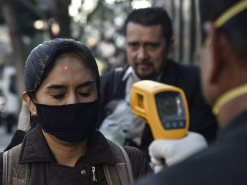 Fallece primer infectado de covid-19 en México