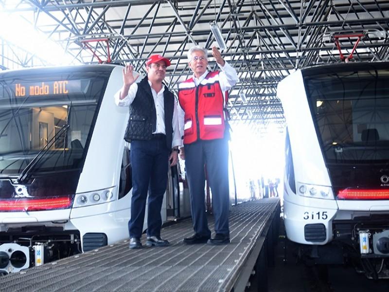 Fallece Ruiz Esparza y Línea 3 del Tren sigue pendiente