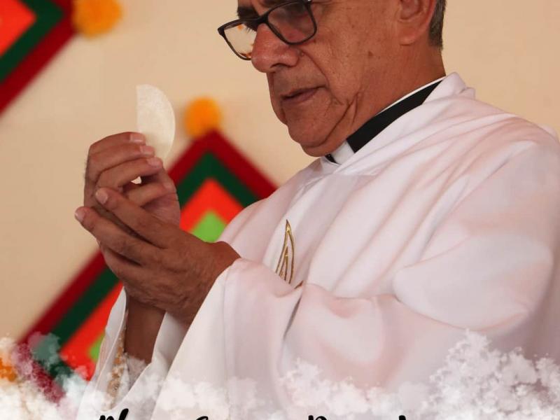 Fallece vicario general de la Diócesis de Tepic por COVID-19