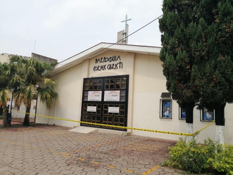 Fallece víctima del colapso del templo de Corpus en Zapopan