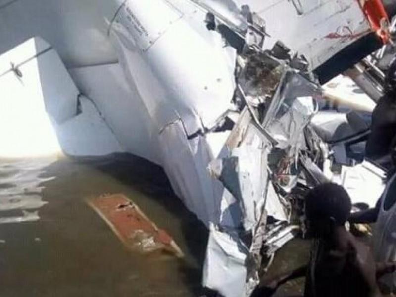 Fallecen 19 personas en Sudán por avionazo