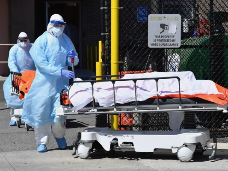 Fallecen 36 personas con Covid-19 en Sonora, suman mil 268