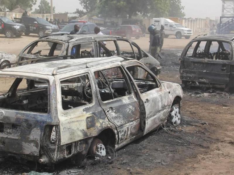 Fallecidos tras ataque terrorista en Nigeria