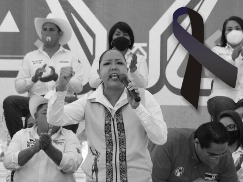 Falleció Beatriz Zamora, presidenta estatal del PRD