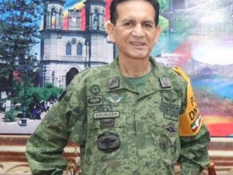 Falleció el Comandante de la 13va zona militar de Tepic