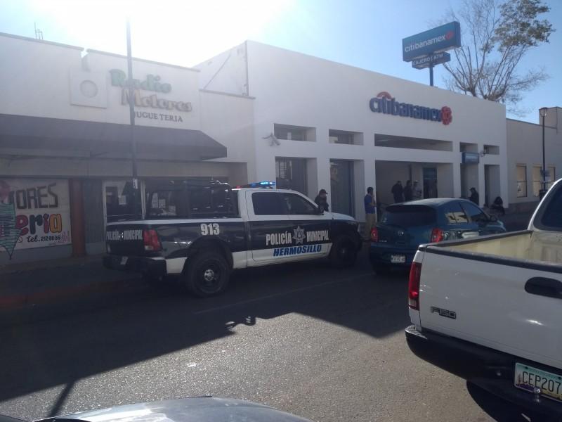 Falsa alarma genera movilización policial en el centro