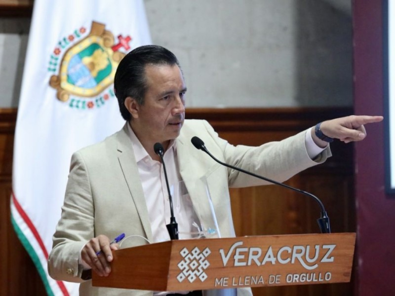 Falsa la investigación en contra de Eric Cisneros, asegura gobernador