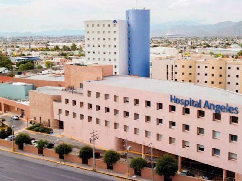 Faltan carpas en Hospitales de Torreón por Coronavirus