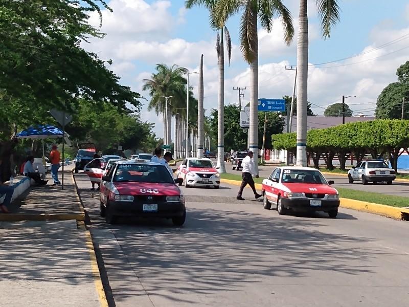 Falso, extorsiones a taxistas: Director de Tránsito