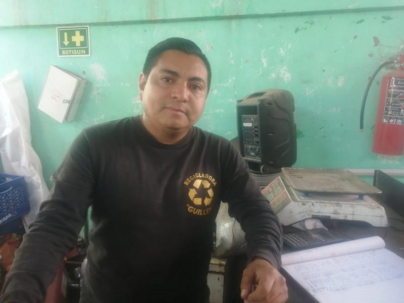 Falta cultura del reciclaje en León