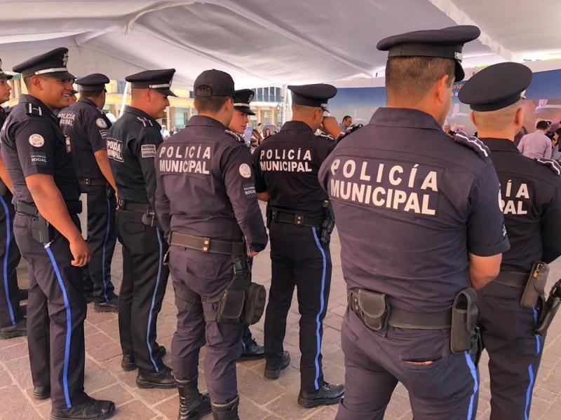 Falta de denuncias no desalienta trabajo de policias