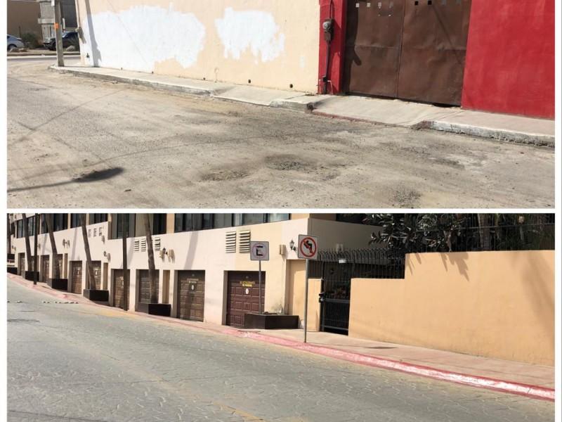 Falta de estacionamiento provoca un caos total en las calles