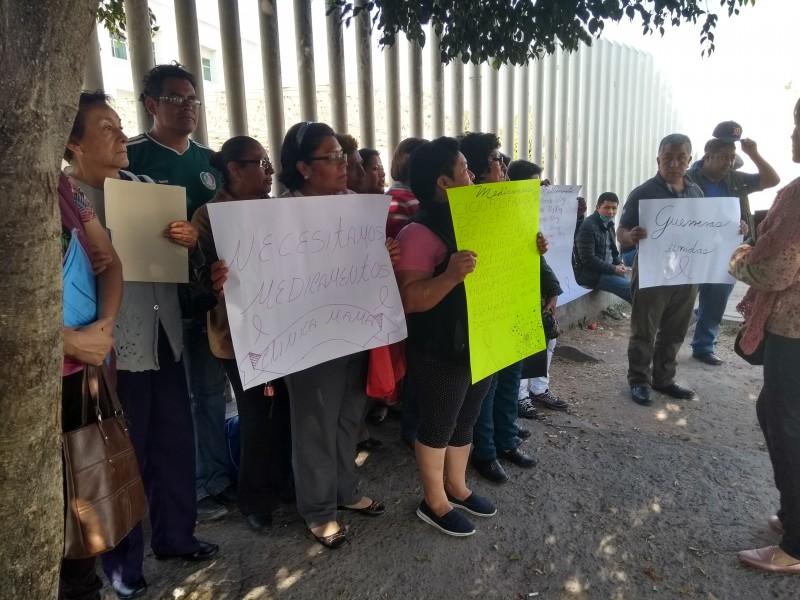 Falta de medicamentos para quimioterapias en Puebla