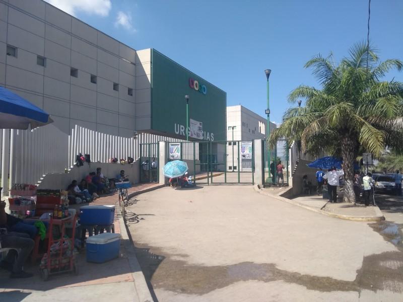 Falta de pagos a médicos del Gómez Maza