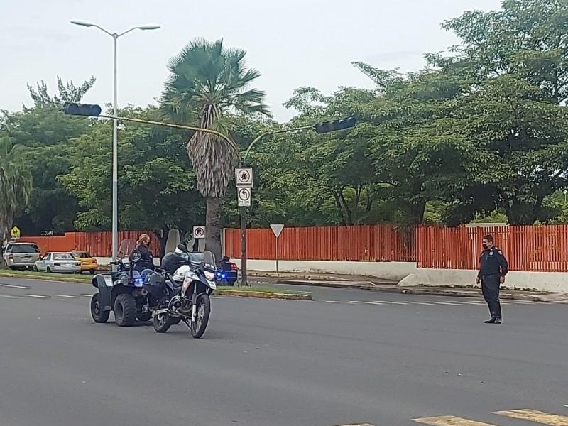 Falta de recurso impide la reparación de semáforos