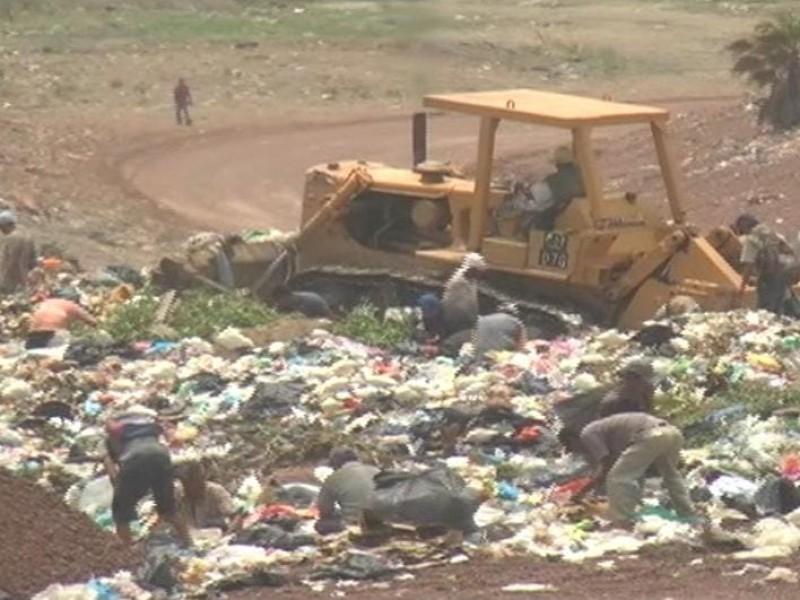Falta de voluntad política mantiene a Mazatlán en la basura