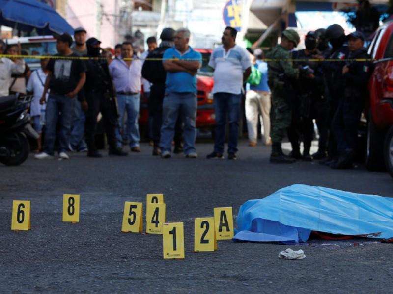 Falta reducir homicidios en Chihuahua: AMLO