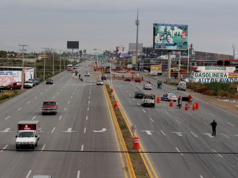 Falta urbanizar carretera Torreón-San Pedro para disminuir accidentes