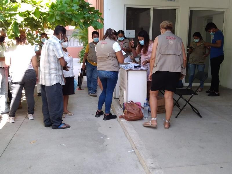Faltan por desarrollase más incorporaciones a pensión Bienestar; Faustino Soto
