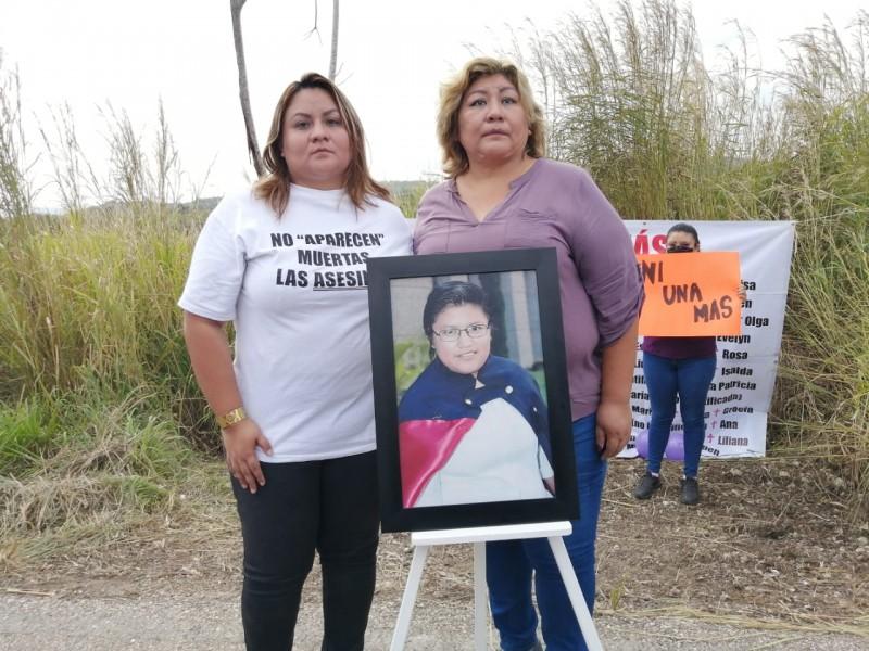 Familia de Yuri rinde homenaje a 4 años de feminicidio
